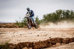 Adrien Van Beveren, Merzouga Rally 2019