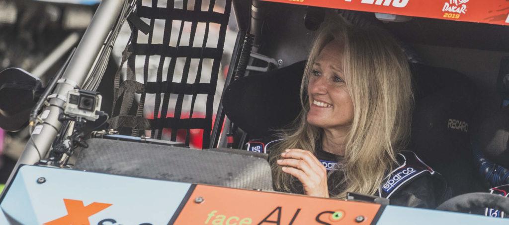 Andrea Peterhansel, Dakar 2019