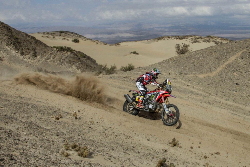 Kevin Benavides, Rally Dakar 2018