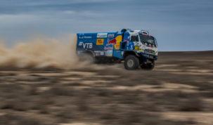 Andrej Karginov, Rally Kazakhstan 2018