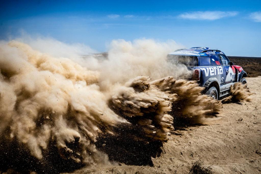 Jakub Przygoński, Rally Kazakhstan 2018