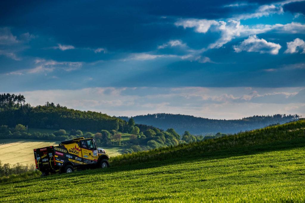 Big Shock Racing, Iveco