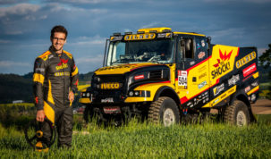 Big Shock Racing, Iveco