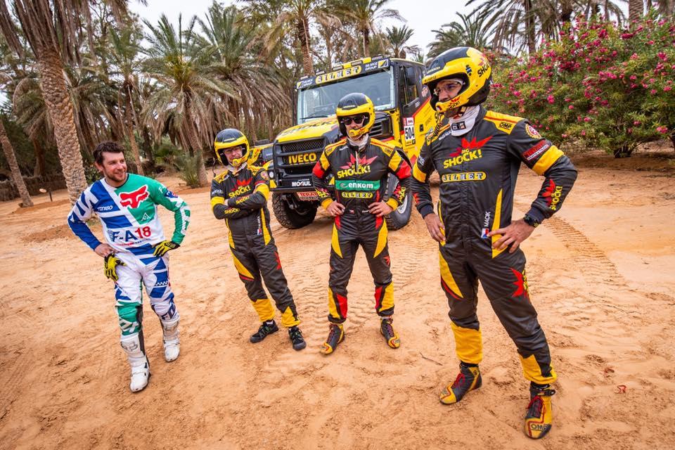 Big Shock Racing, Tunisko 2019