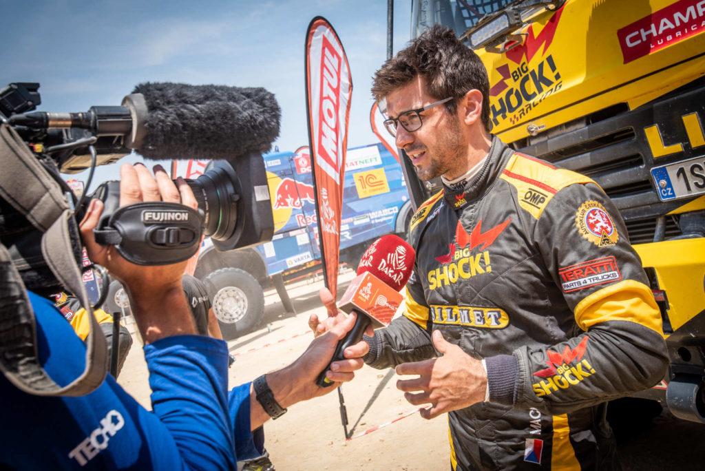 Martin Macík, Rally Dakar 2019