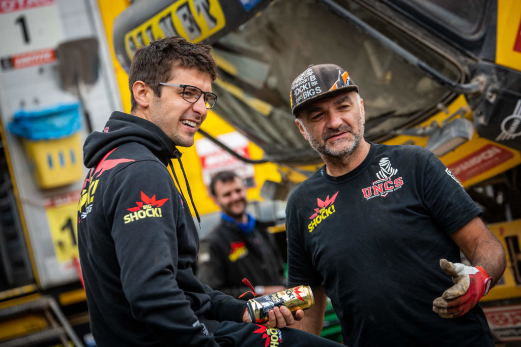 Martin Macík jun. & Martin Macík sen., Rally Dakar 2019