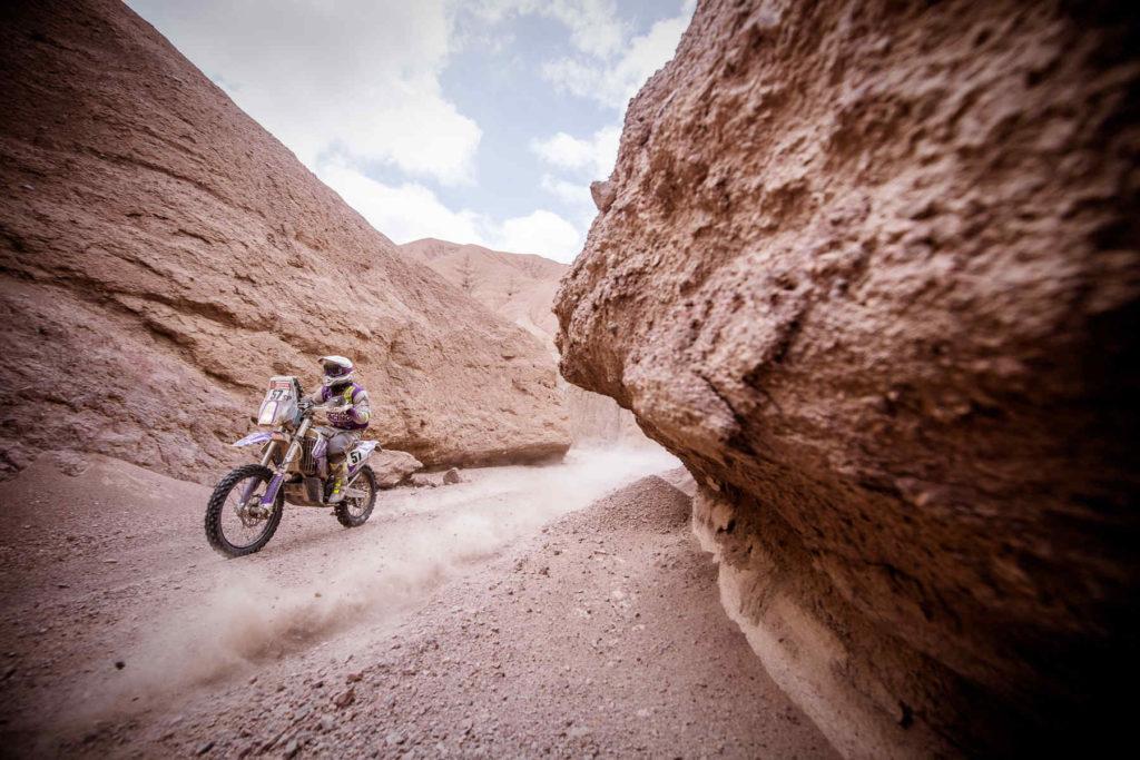 Gabriela Novotná, Rally Dakar 2019