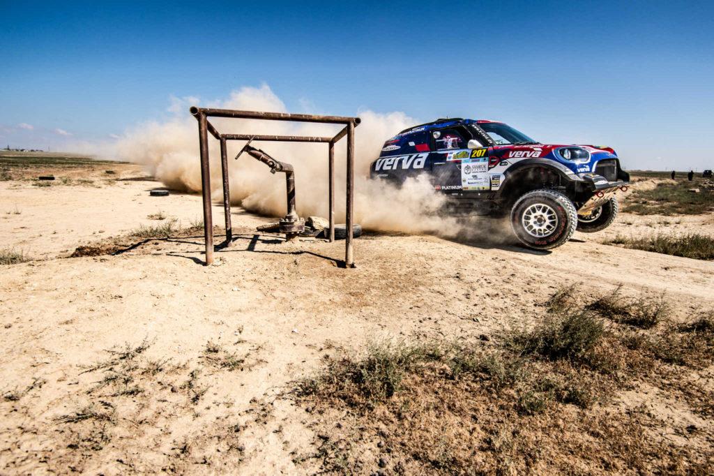 Kuba Przygoński, Rally Kazakhstan 2019