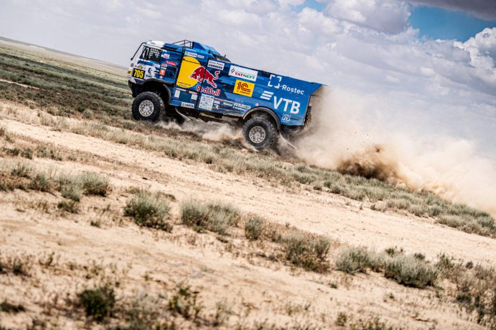 Dmitrij Sotnikov, Rally Kazakhstan 2019