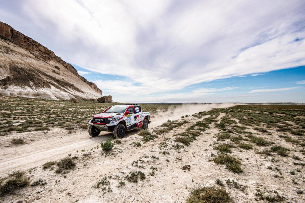 Bernhard ten Brinke, Rally Kazakhstan 2019