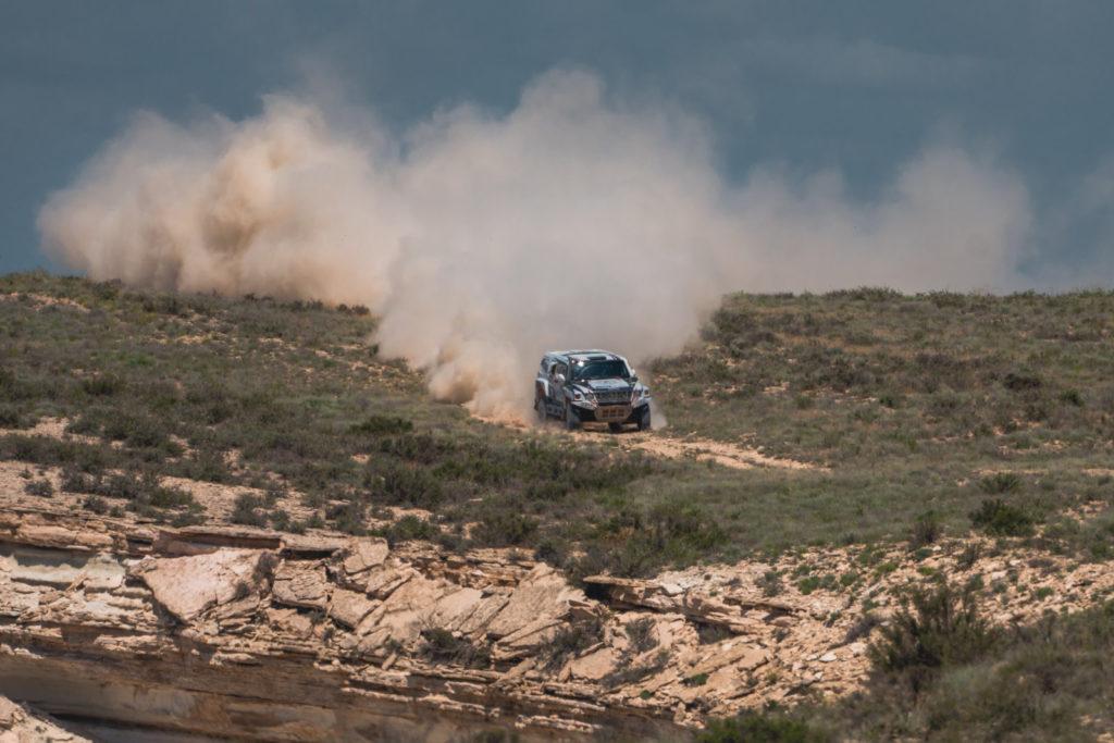 Miroslav Zapletal, Rally Kazakhstan 2019