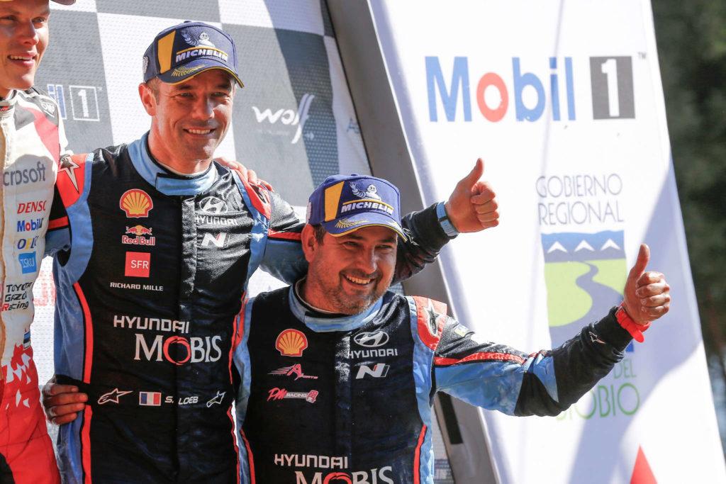 Sébastien Loeb & Daniel Elena, Rally Chile 2019