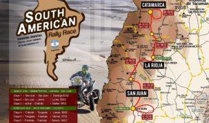 South American Rally Race 2020
