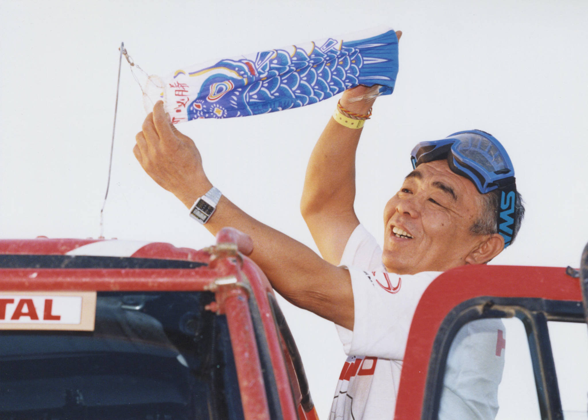 Jošimasa Sugawara, Rally Dakar 1997