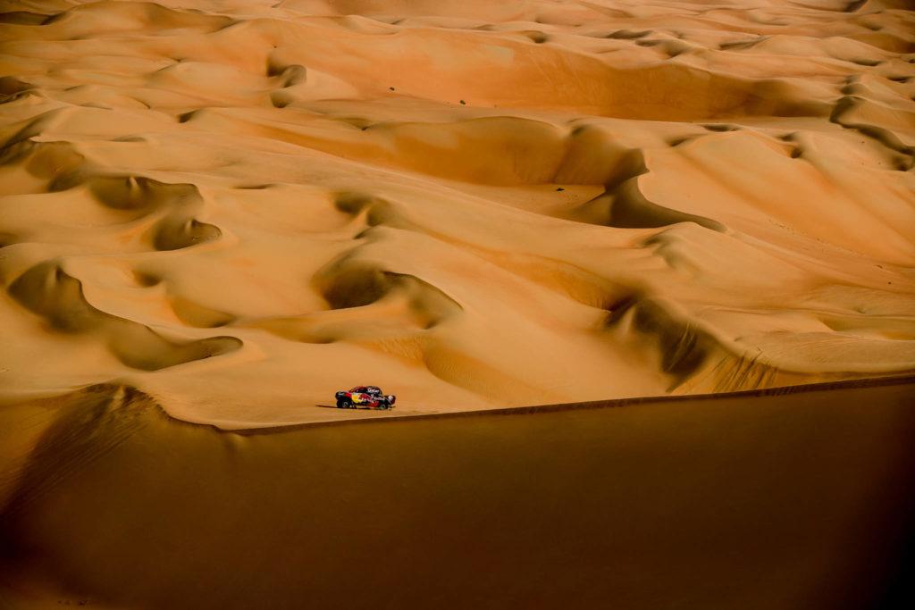 Nasser Al-Attiyah, Abu Dhabi Desert Challenge 2017