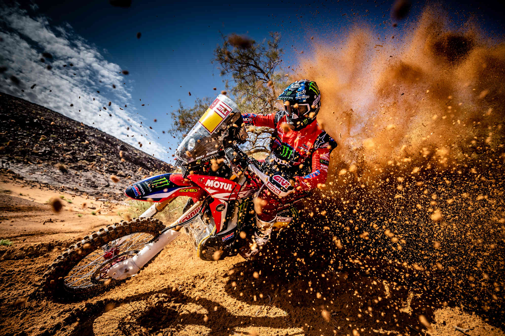HRC, Dakar 2019