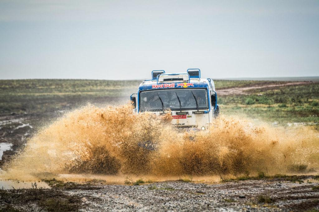 Andrej Karginov, Silk Way Rally 2018