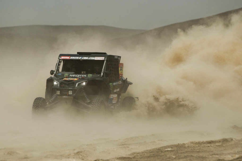 Gerard Farrés, Dakar 2019