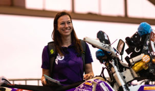 Gabriela Novotná, Dakar 2019