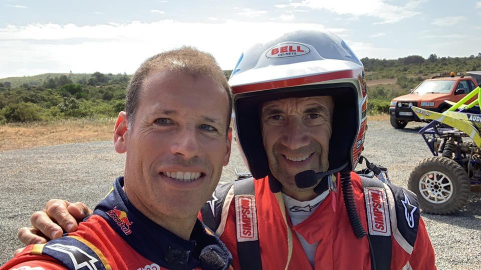 Mathieu Baumel & Thierry Magnaldi