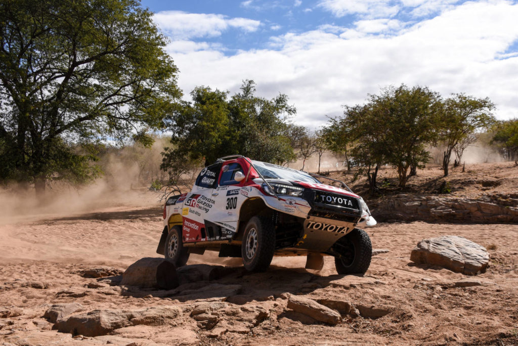 Henk Lategan, Kalahari Desert Race 2019