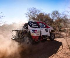 Henk Lategan, Kalahari Desert Race 2019