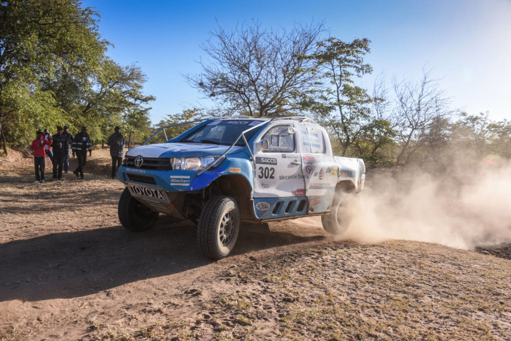 Chris Visser, Kalahari Desert Race 2019
