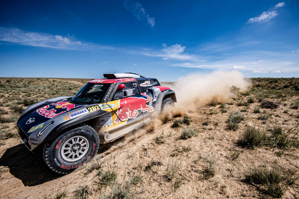 Stéphane Peterhansel, Rally Kazakhstan 2019