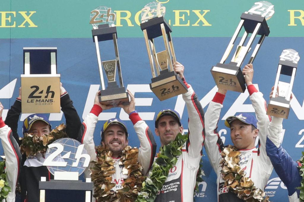 Vítězové 24h Le Mans 2019