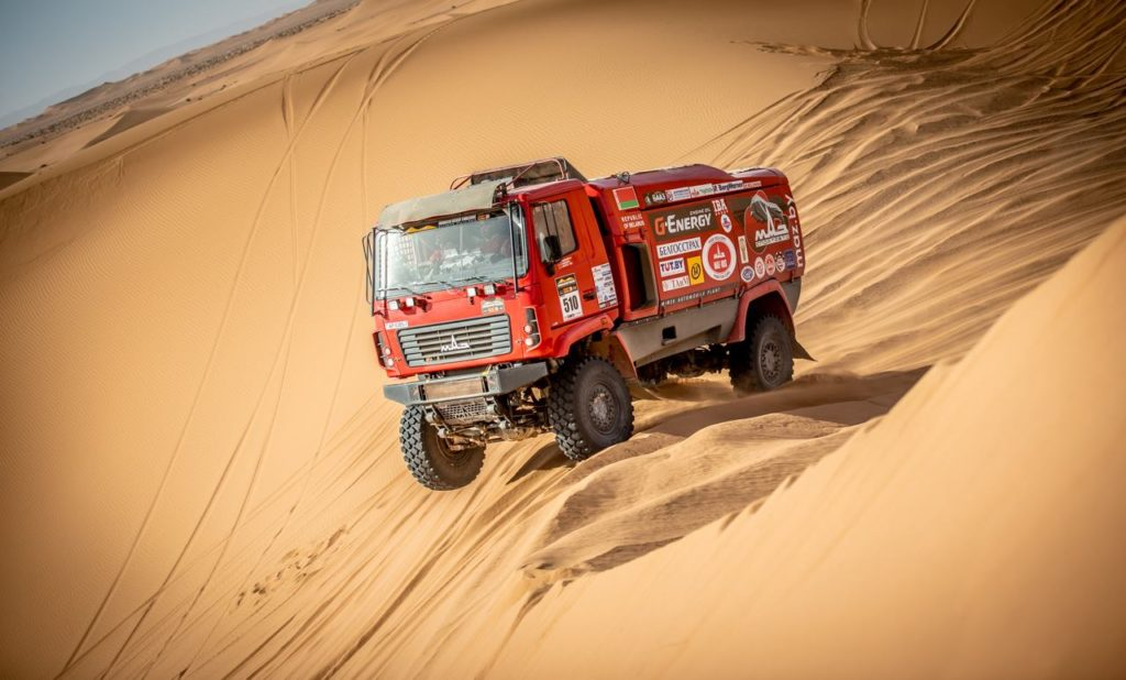 Alexej Višněvskij, Morocco Desert Challenge 2019