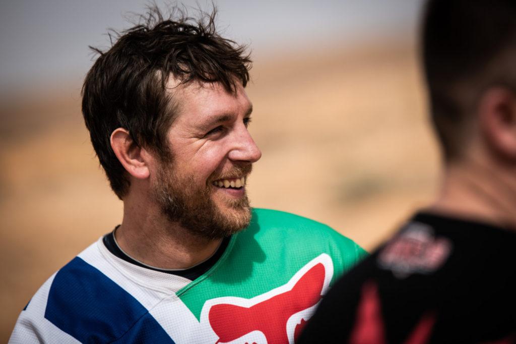 Jan Brabec, testování Tunisko 2019
