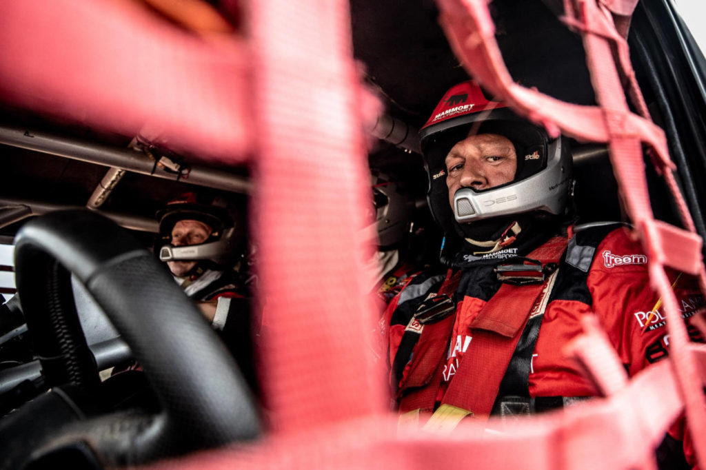Martin van den Brink, Silk Way Rally 2018