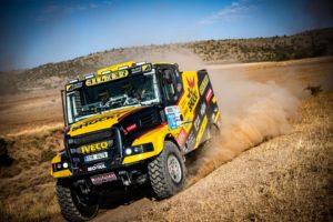 Baja Aragón: Češi v kategorii kamionů, aut i motorek