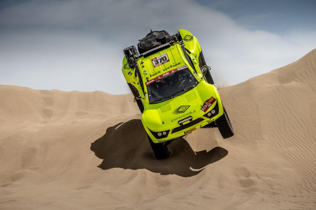 Michiel Becx, Dakar 2019