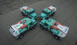 Team de Rooy, Dakar 2019