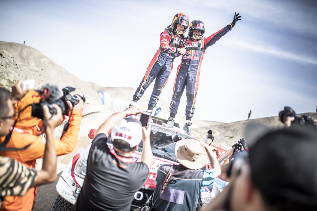 Nasser Al-Attiyah, Silk Way Rally 2019