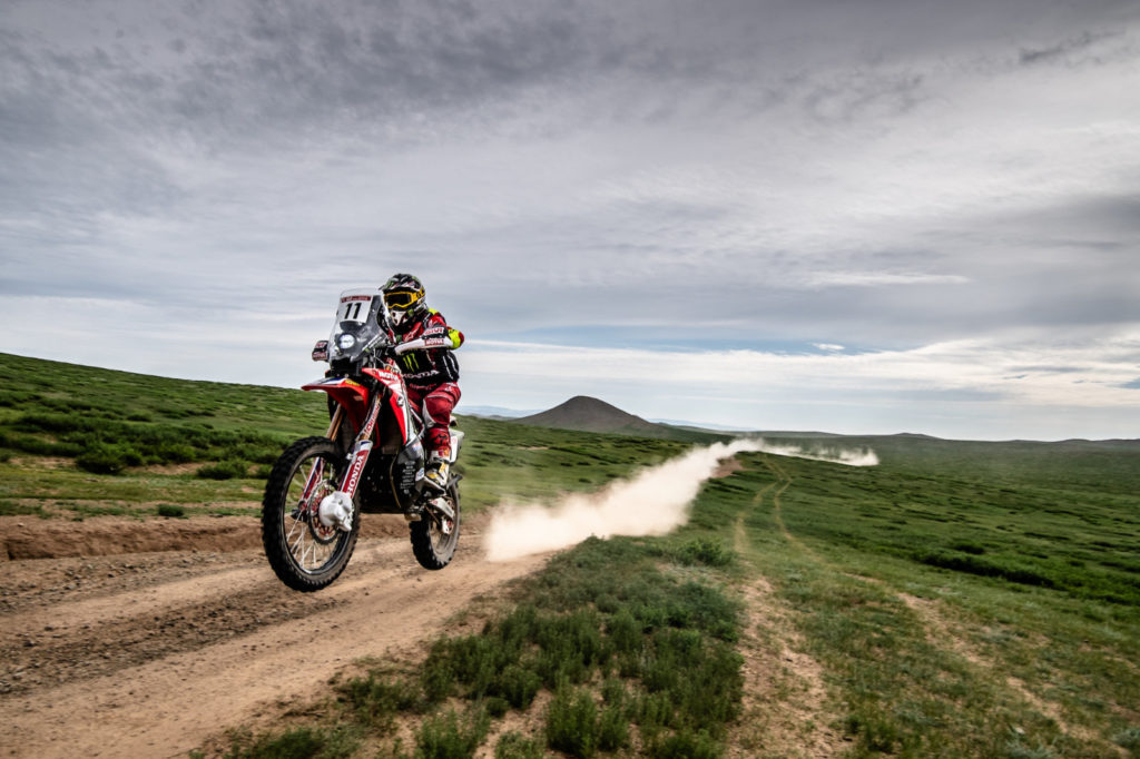 Joan Barreda, Silk Way Rally 2019