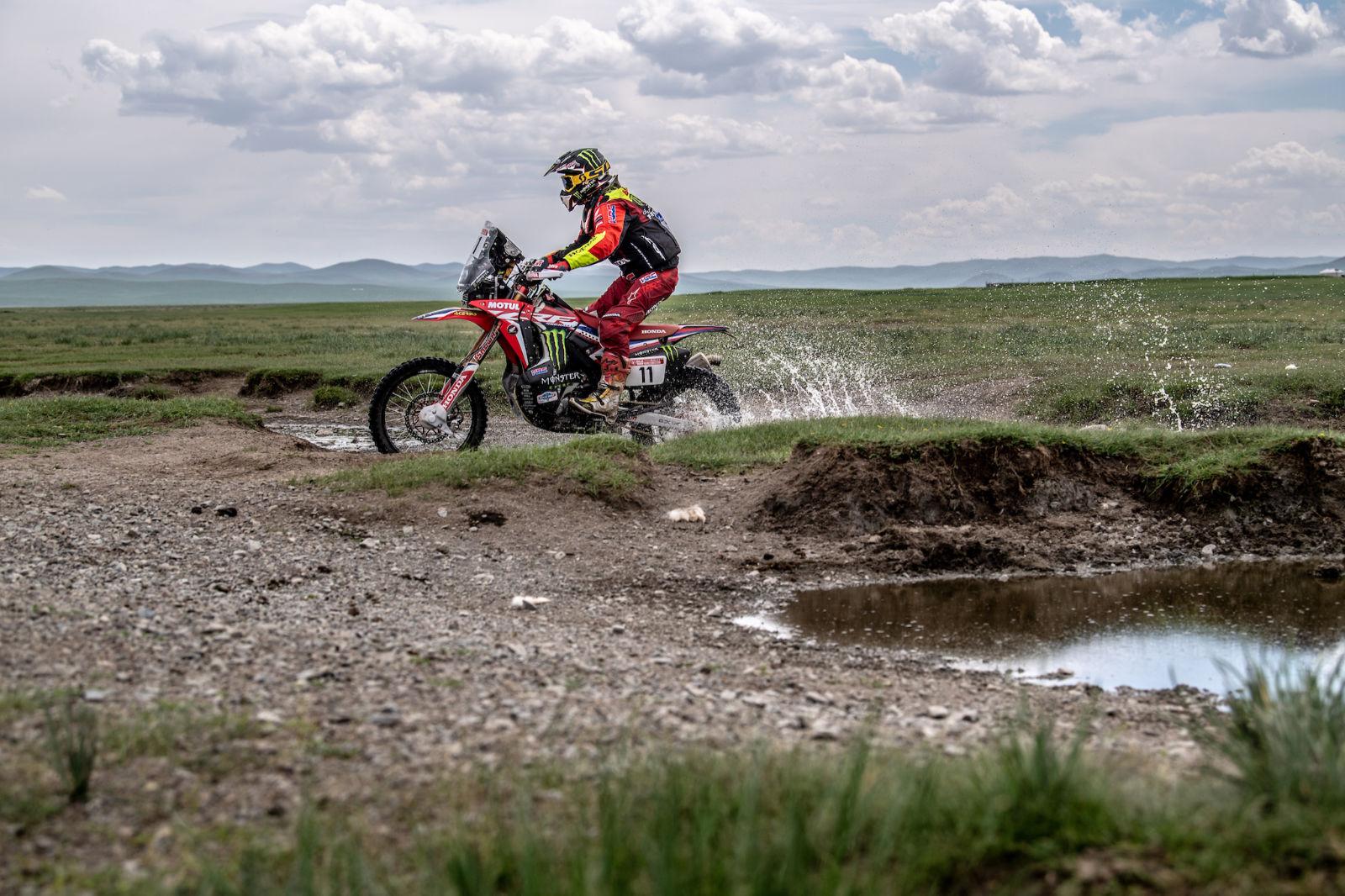 Joan Barreda, Silk Way Rally 2019