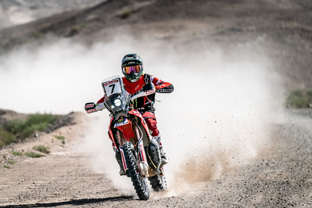 Kevin Benavides, Silk Way Rally 2019
