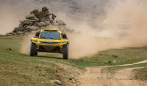 Han Wei, Silk Way Rally 2019