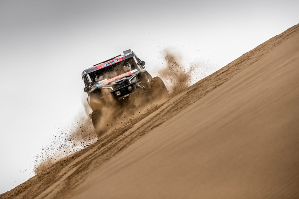 Austin Jones, Silk Way Rally 2019