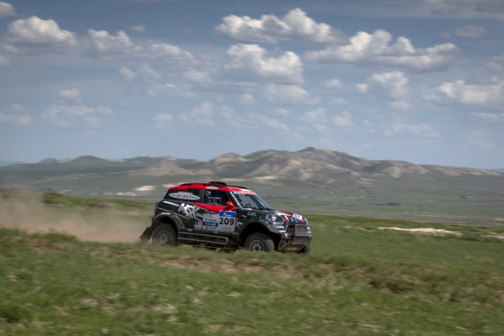Denis Krotov, Silk Way Rally 2019