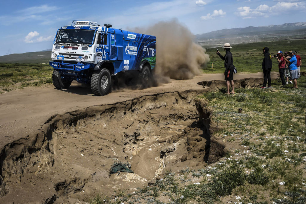 Sergej Kuprijanov, Silk Way Rally 2019
