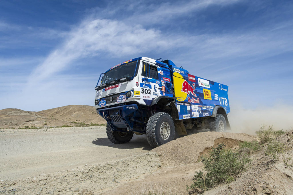 Ajrat Mardějev, Silk Way Rally 2019