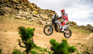 Oriol Mena, Silk Way Rally 2019