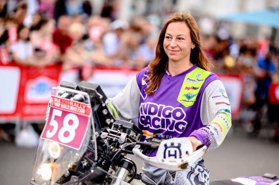 Gabriela Novotná, Silk Way Rally 2019