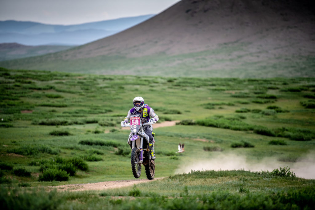 Gabriela Novotná, Silk Way Rally 2019