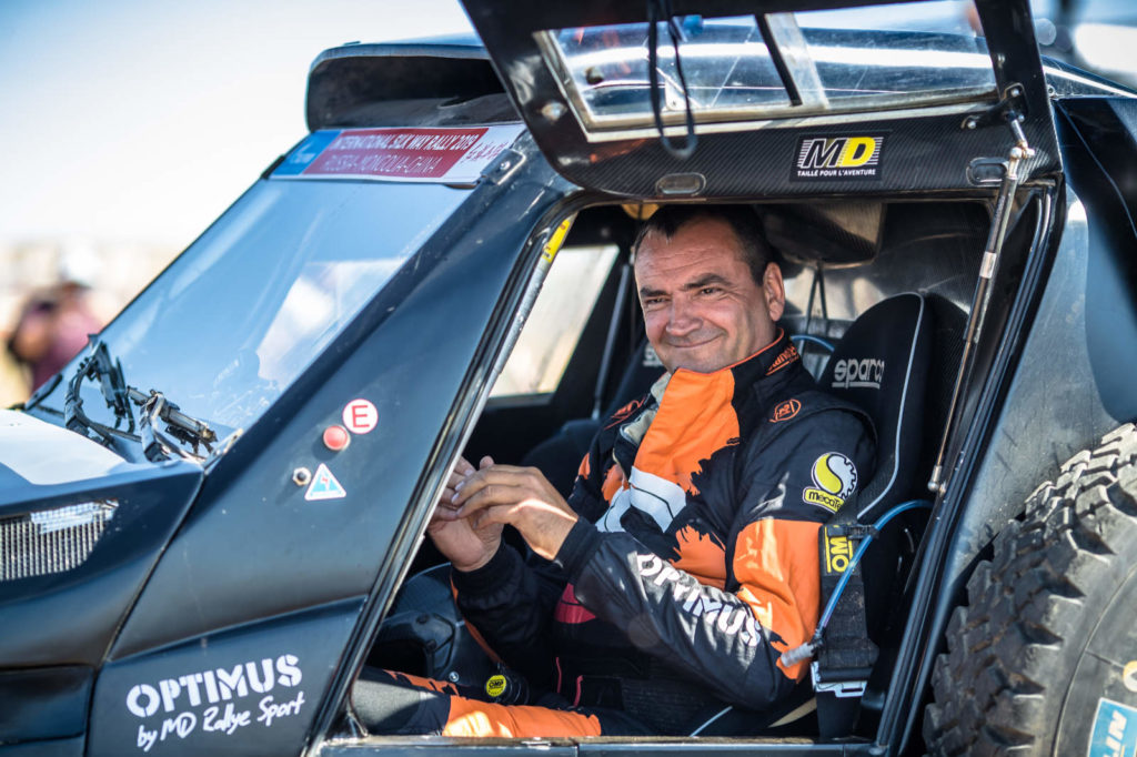 Jérôme Pelichet, Silk Way Rally 2019