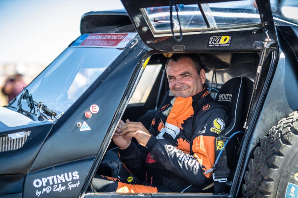 Jérôme Pelichet, Silk Way Rally 2019
