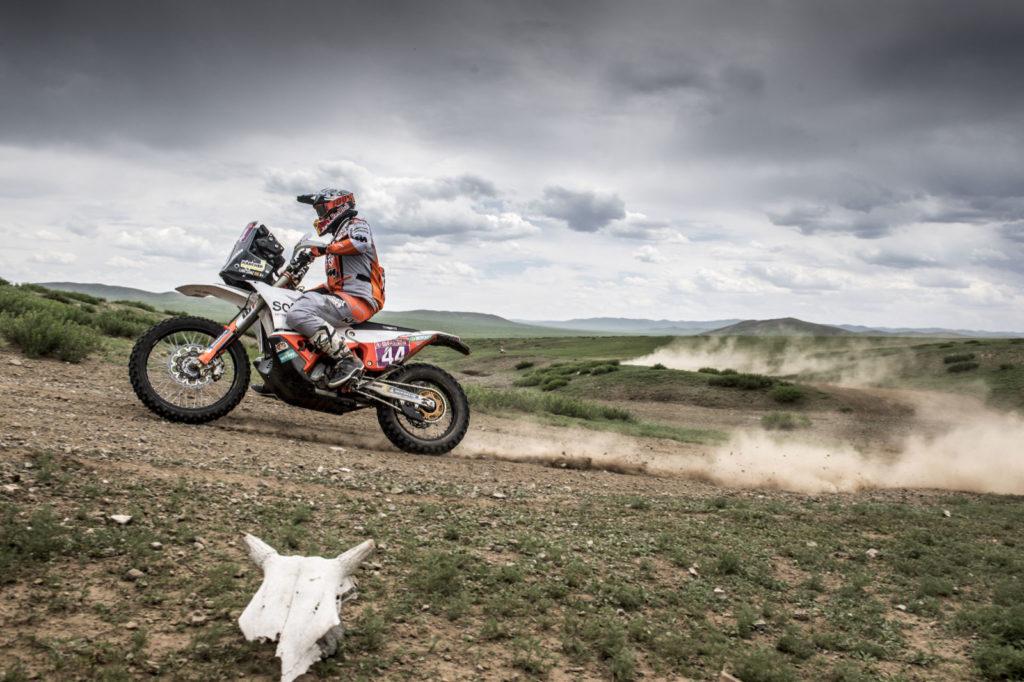 Laia Sanz, Silk Way Rally 2019